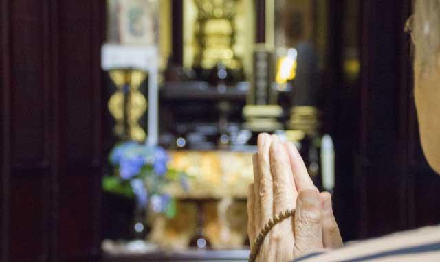 仏壇処分の方法と費用相場